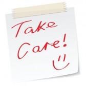 11820987-una-nota-con-messaggio-scritto-a-mano-prendersi-cura-per-i-concetti